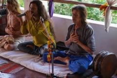 Shiva Girish Tibetan Singing Bowls Training
