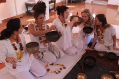 Sound Healing Students Teaching India 8
