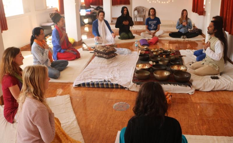 Certified Gong Master Teacher Training