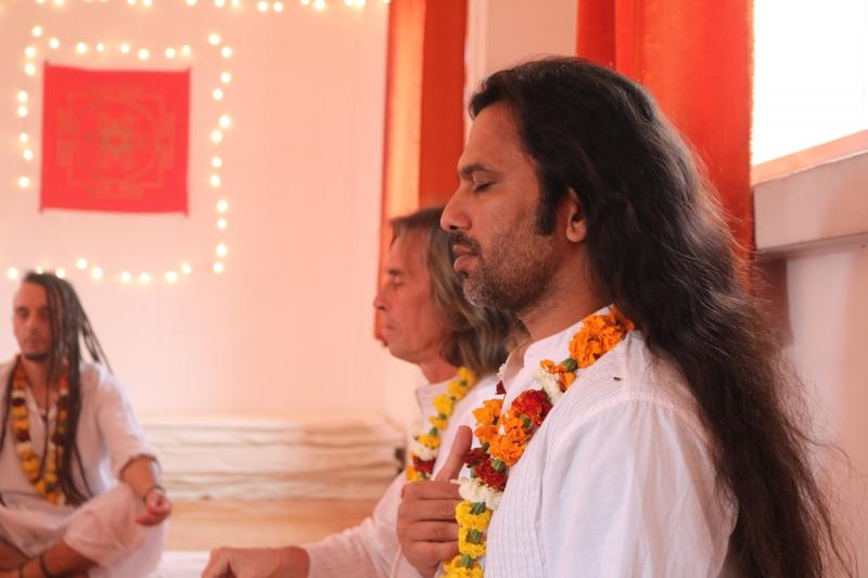 Shiva Girish Nadagayoga Teacher Training