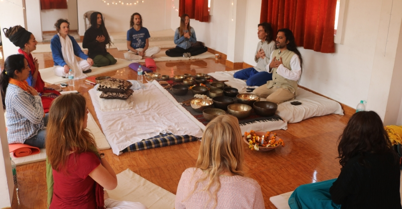 Shiva Girish Nadagayoga Teacher Training_india