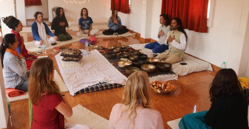 Shiva Girish Nadagayoga Teacher Training_india