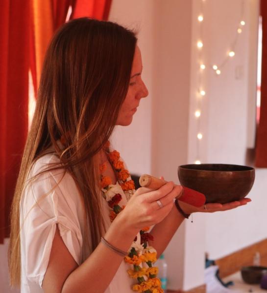 Sound Gong Master Teacher Training