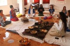 Tibetan Gong Master Teacher Training