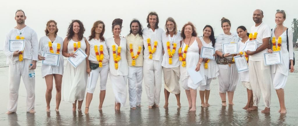 Master Sound Healing Therapist Training, Nadayoga Singing Bowls Training India