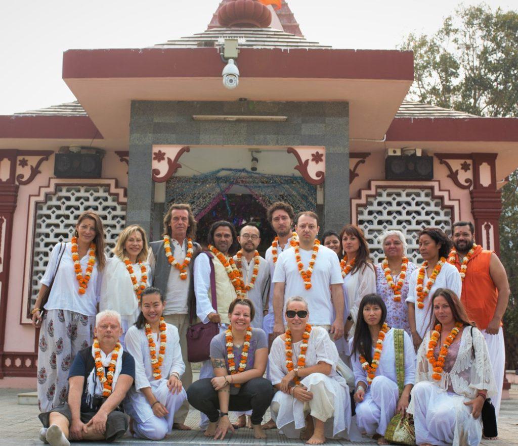 Mantra Chanting Teacher Training Program,Vedic Sounds chanting immersion Training India