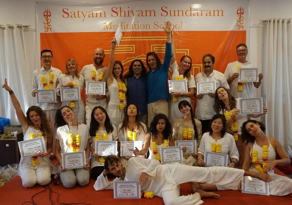 Comprehensive Sound Healing Therapy Training Goa India
