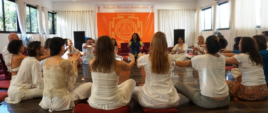 Nadayoga Vedic Sound Healing Teacher Training With Shiva Girish Meditation Master