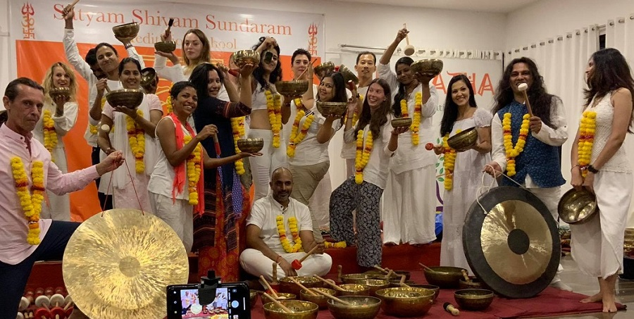 Samaveda International Academy Of Sound Healers India