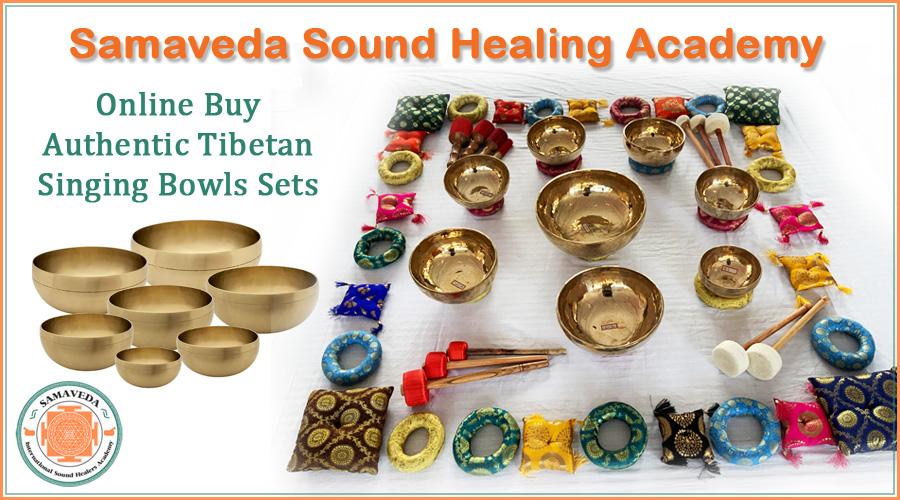 Buy Seven Chakra Sound Healing Singing Bowl Sets Dubai
