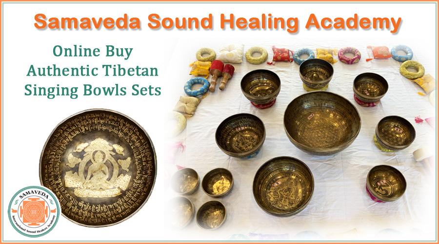 Buy Full-moon Seven Chakra Sound Healing Singing Bowl Sets Estonia