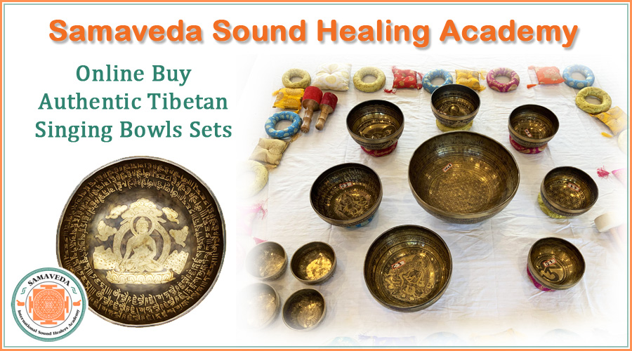 Buy Itching Carving Himalayan Tibetan Singing Bowls Sets Japan