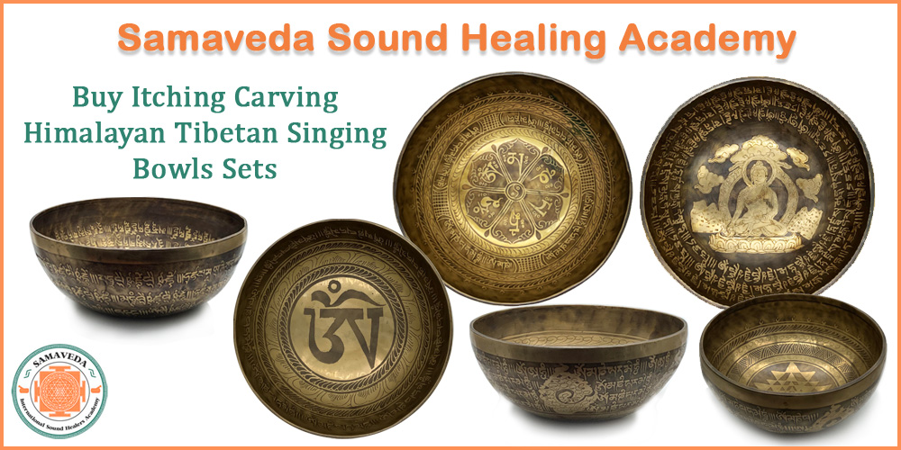 Buy Seven Chakra Sound Healing Singing Bowl Sets Slovenia